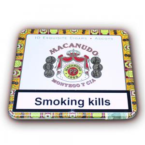 Macanudo Cafe Ascots Cigar - Pack of 10