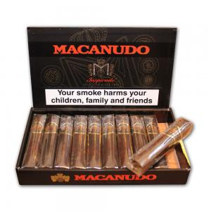 Macanudo Inspirado Black Gordito Cigar - Box of 10
