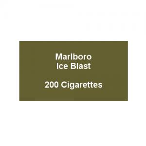 Marlboro Ice Blast - 10 pack of 20 Cigarettes (200)