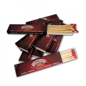 C.Gars Ltd Classic Long Cigar Matches - 10 boxes