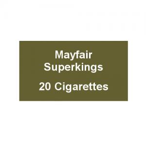 Mayfair Superkings Cigarettes - 1 Pack of 20
