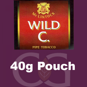 McLintock Wild C Pipe Tobacco 40g Pouch