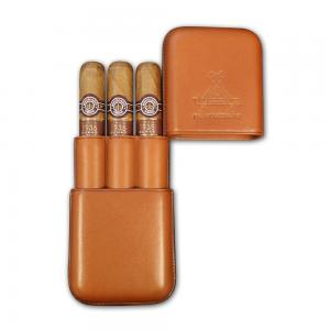 EMS Montecristo Linea 1935 Dumas Leather Pouch - 3 Cigars