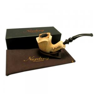 Erik Nording Signature Smooth Freehand 002 Pipe