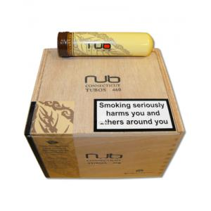 NUB Connecticut 460 Tubed Cigar - Box of 12