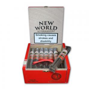 A.J. Fernandez New World Puro Especial Robusto Cigar - Box of 20