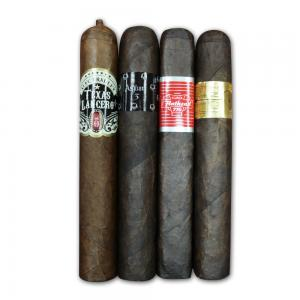 All Night Long Sampler - 4 Cigars