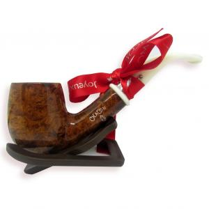 Chacom Noel 43 Smooth Bent Christmas Pipe (CH040)
