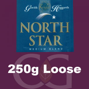 North Star Medium Blend Pipe Tobacco 0250g Loose