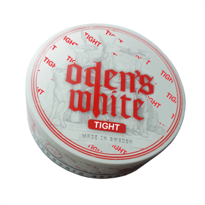 Odens Cold Extreme White Tight Portion Chewing Bag Tobacco 10 x Tins