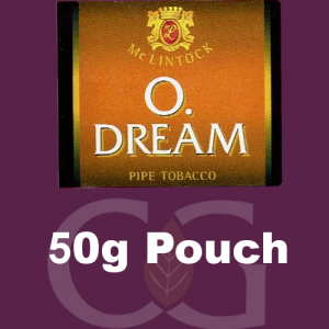 McLintock O.Dream Pipe Tobacco 50g Pouch (Discontinued)