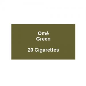 Ome Green Superslims - 1 pack of 20 cigarettes (20)