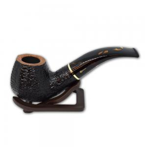 Savinelli Oscar Tiger Rustic Bent 699 6mm Pipe (SAV61)