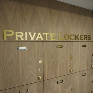 Client Lockers - Turmeaus Norfolk