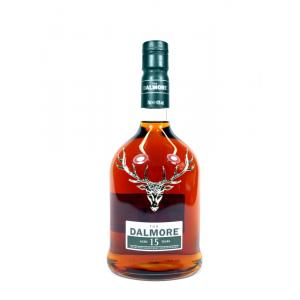 Dalmore 15 Year Old Without Original Box - 40% 70cl