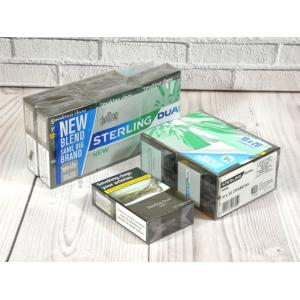 Sterling New Dual Kingsize - 10 Packs of 20 Cigarettes (200)