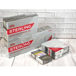 Sterling Red Superking  - 20 Pack of 20 Cigarettes (400)