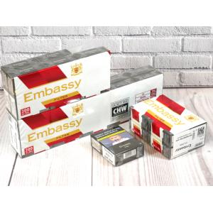 Embassy Filter - 20 packs of 20 Cigarettes (400)