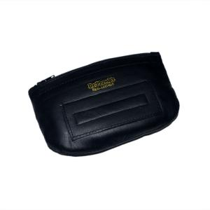 Dr Plumb Zip Up Tobacco Pouch With Paper Pocket