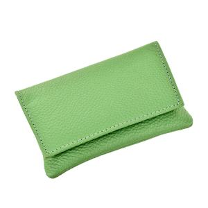 GBD Mini Leather Hand Rolling Tobacco Pouch - Green
