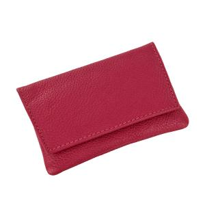 GBD Mini Leather Hand Rolling Tobacco Pouch - Pink