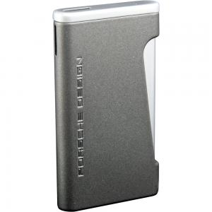 Porsche Design Flat Flame Cigar Lighter - Grey