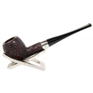 Peterson Donegal Rocky Pipe 086 Fishtail Nickel Mounted Pipe (PE336)