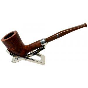 Peterson Short Classic D17 Natural Silver Mounted Fishtail Pipe (PE527)