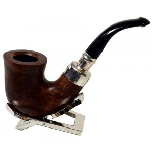 Peterson Premium Spigot XL315 System Silver Mounted P/Lip Pipe (PE618)