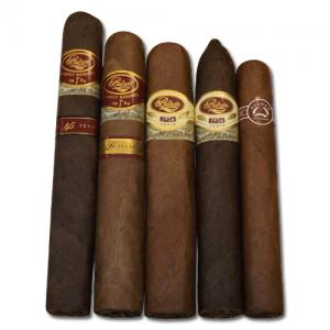 Padron Selection Sampler - 5 Cigars