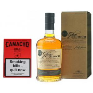 Camacho Corojo Machitos Glen Garioch 12 Year Old Whisky Pairing Sampler