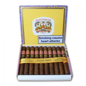 Partagas Seleccion Privada Cigar (Limited Edition 2014) - Box of 10