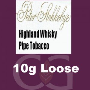 Peter Stokkebye Highland W Pipe Tobacco - 10g
