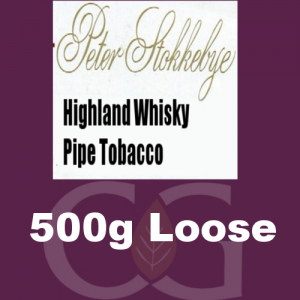 Peter Stokkebye Highland W Pipe Tobacco - 500g