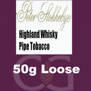 Peter Stokkebye Highland W Pipe Tobacco - 50g