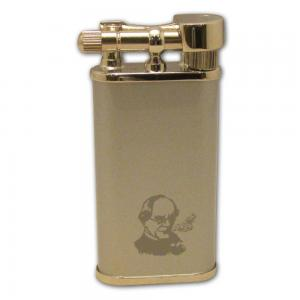 Peterson Pipe Lighter - Satin