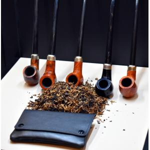 Liams Lucky Dip Pipe Tobacco Sampler - Churchwarden Pipes & Pouch
