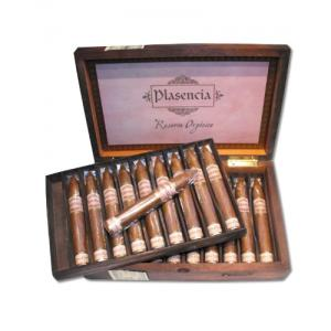 Plasencia Organic Cigars – Piramides - Box of 20