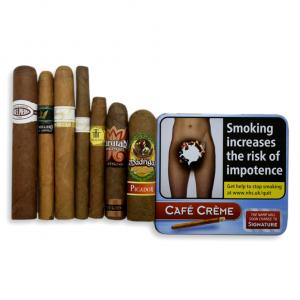Mid Week - Mixed Selection Quick Puff Sampler - 17 Cigars