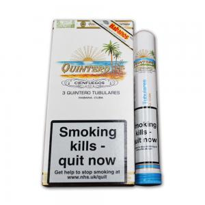 Quintero Tubulares Tubed Cigar - Pack of 3