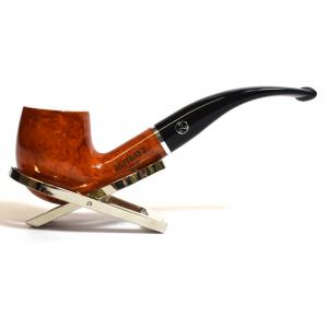 Rattrays Joy Meerschaum Light 8 Fishtail Pipe - Case and Accessories (RA493)