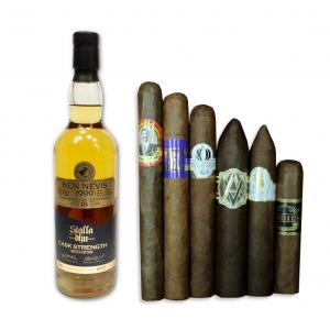 Stalla Dhu Ben Nevis and New World Cigars Retirement Pairing Sampler