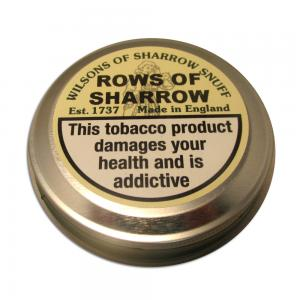 Wilsons of Sharrow - Rows of Sharrow - Large Tin - 20g