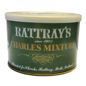 Rattrays Charles Mixture Pipe Tobacco - 100g tin (discontinued)