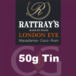 Rattrays London Eye Pipe Tobacco 50g Tin