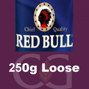 Red Bull Pipe Tobacco 250g Loose