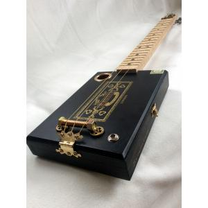 Handcrafted Regius Cigar Box Guitar