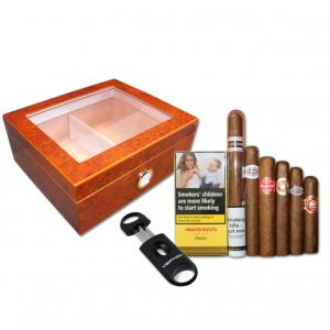 Retirement Compendium - Cigars, Humidor and Cutter Selection
