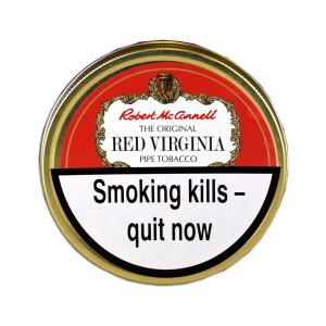 Robert McConnell Red Virginia Pipe Tobacco (Tin)