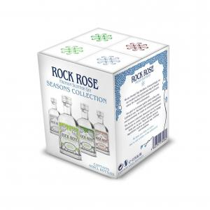 Rock Rose Seasonal Gift Pack - 4x5cl